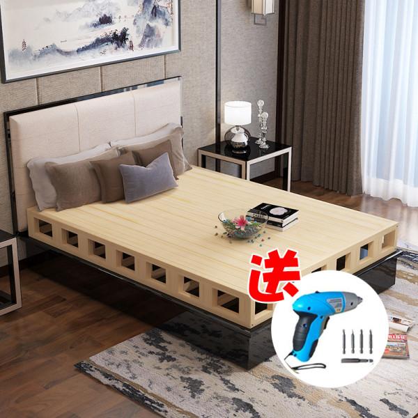 5木板床垫护腰双人床板1.8米硬板床榻榻米
