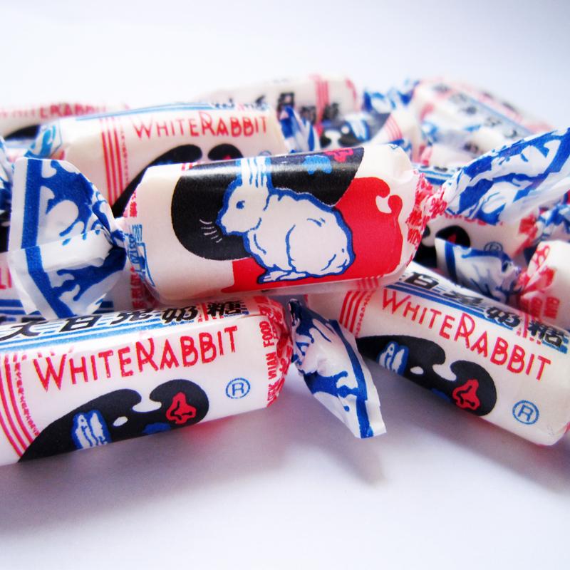 ¥【春节后发货】大白兔奶糖结婚喜糖软糖圣诞节糖果小零食散装 原味奶糖200g散装.