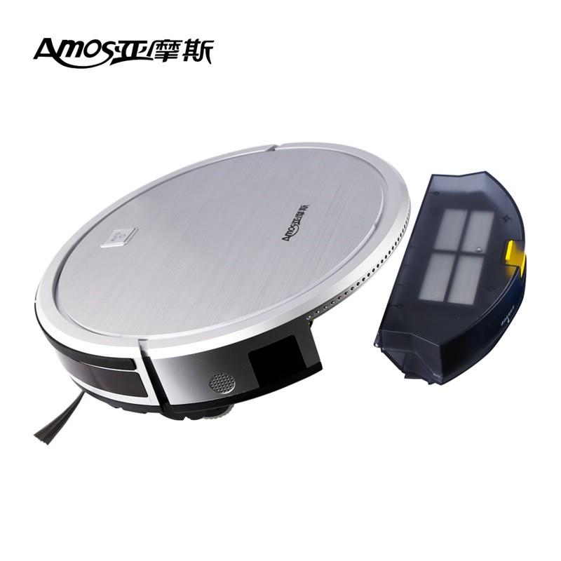 ¥亚摩斯(Amos)智能扫地机器人 机器人吸尘器AS-XL168